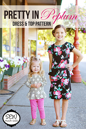 Peplum Dress Pattern