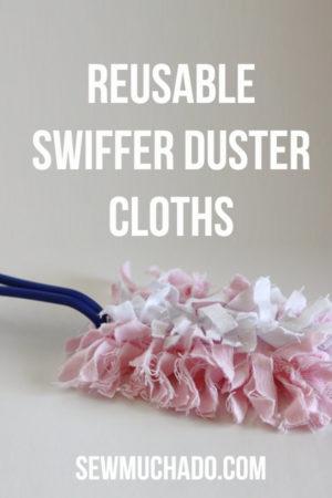 swiffer duster cloths