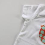 Accuquilt GO! Baby Cutter Project: Appliqued Onesie