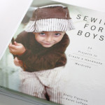 Sewing For Boys Winner!
