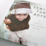 Sewing for Boys Book Review and Giveaway!