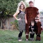 A Caveman Halloween