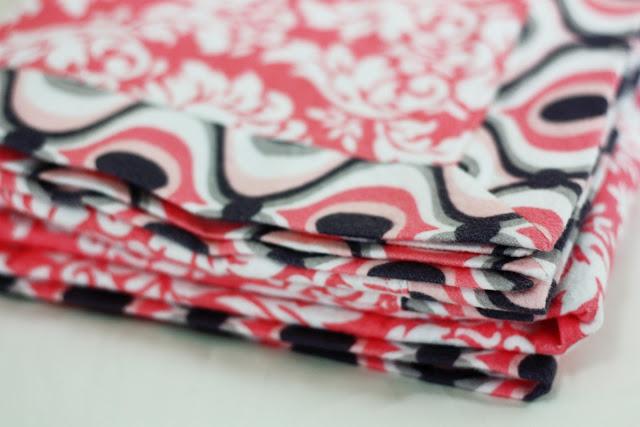 Self Binding Receiving Blanket Sew Much Ado