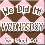 We Did It! Wednesday