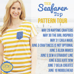 Sale, Pattern Tour, and I'm Leaving on a Jet Plane