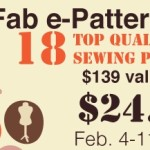 Want 80% off Some Great Patterns?