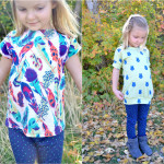 Skipper Top Tour: A Lemon Squeezy Home & Sew Country Chick