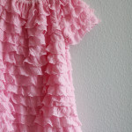 Itty Bitty Ruffly Dress