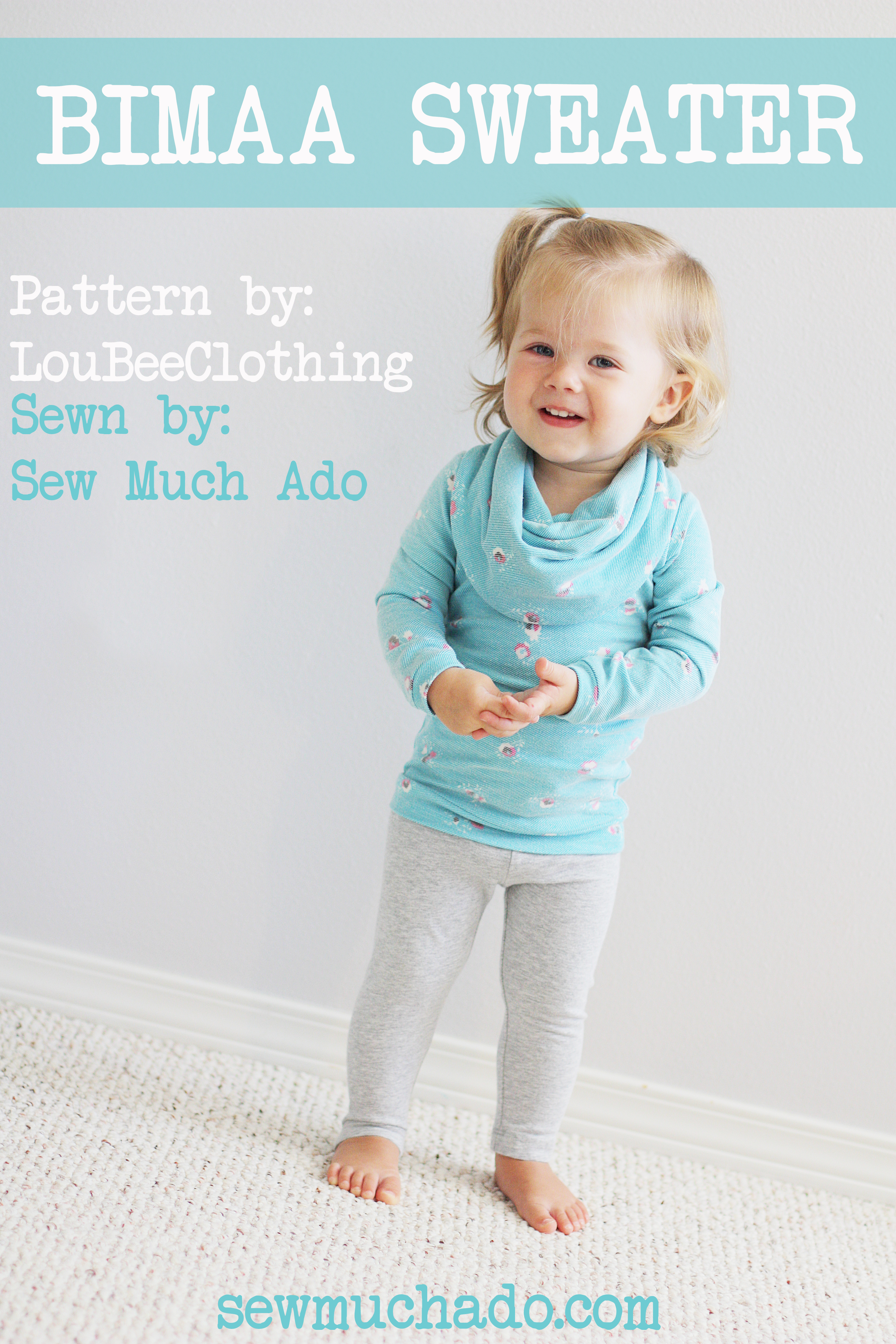 Bimaa Sweater and Last Chance for the Sew Fab Sale! - Sew Much Ado