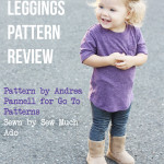 Go To Leggings Pattern Review