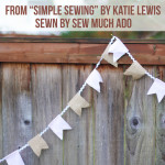 Simple Sewing Book Review and Giveaway!