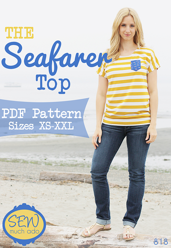 seafarer top pattern