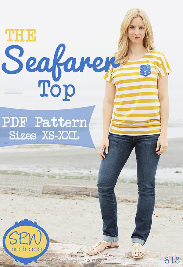 seafarer top pattern