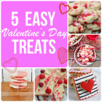 5 Easy Valentine's Day Treats