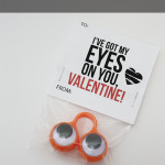 Free Valentine Printable – I've Got My EYES On You!
