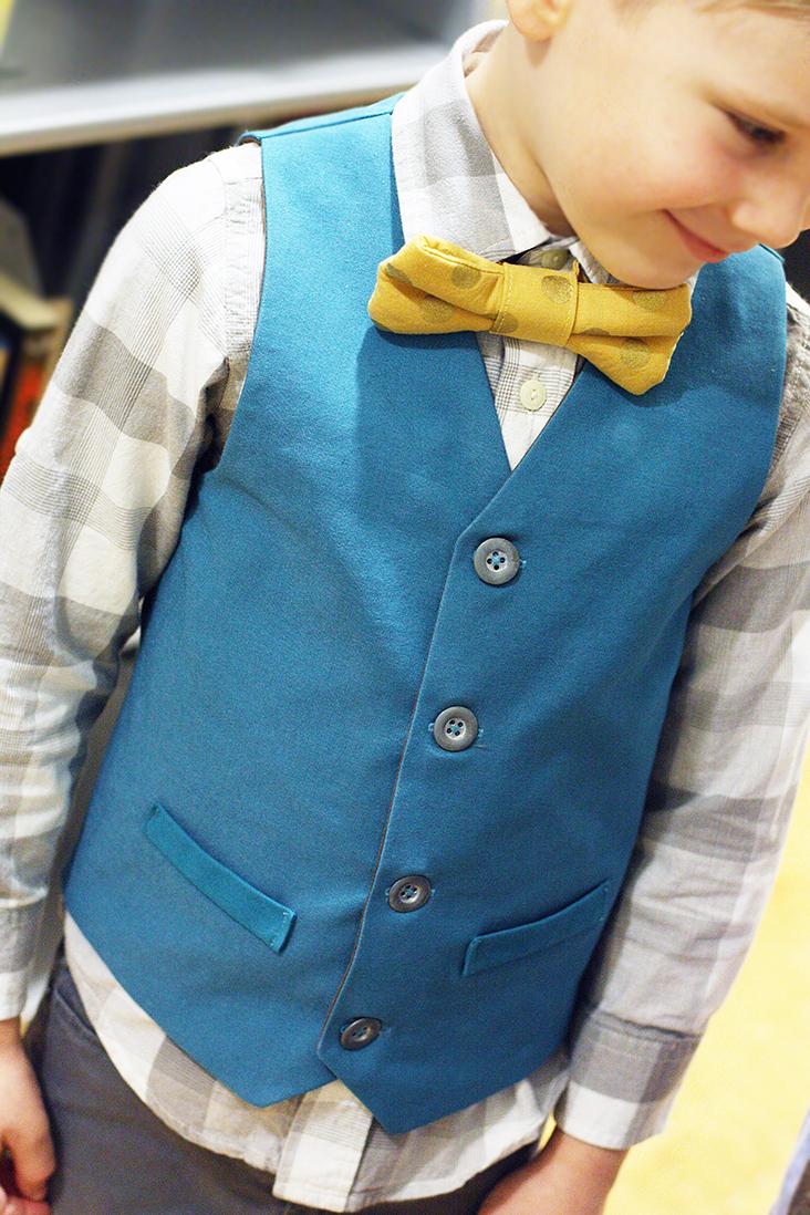 Boys Vest Pattern Unique Ideas