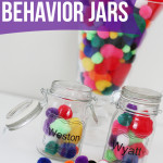 Behavior Jars – Reward the Positive in Your Kids!