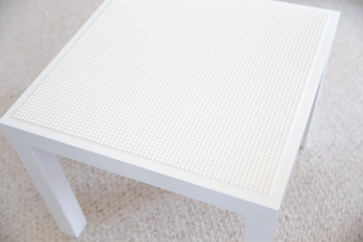 IKEA LACK LEGO table