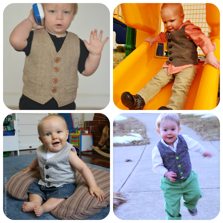 Schoolboy Vest Collage 3