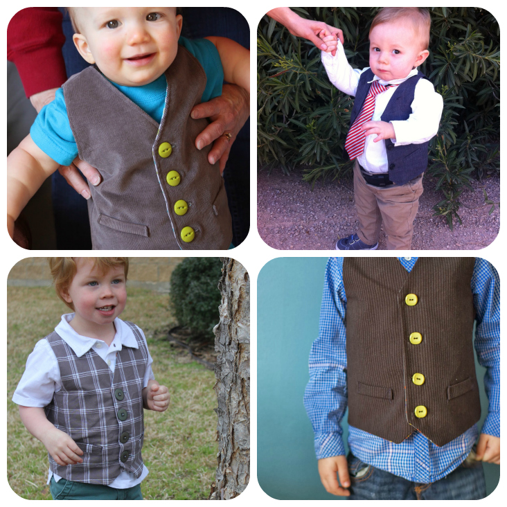 Schoolboy Vest Collage 5