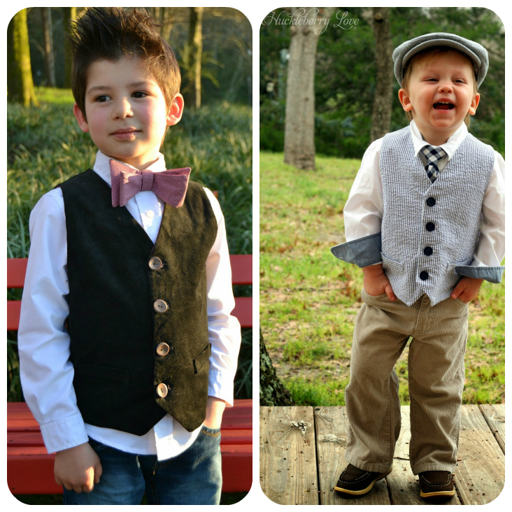Schoolboy Vest Collage 6