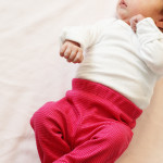 Footed Baby Pants – free pattern coming soon!
