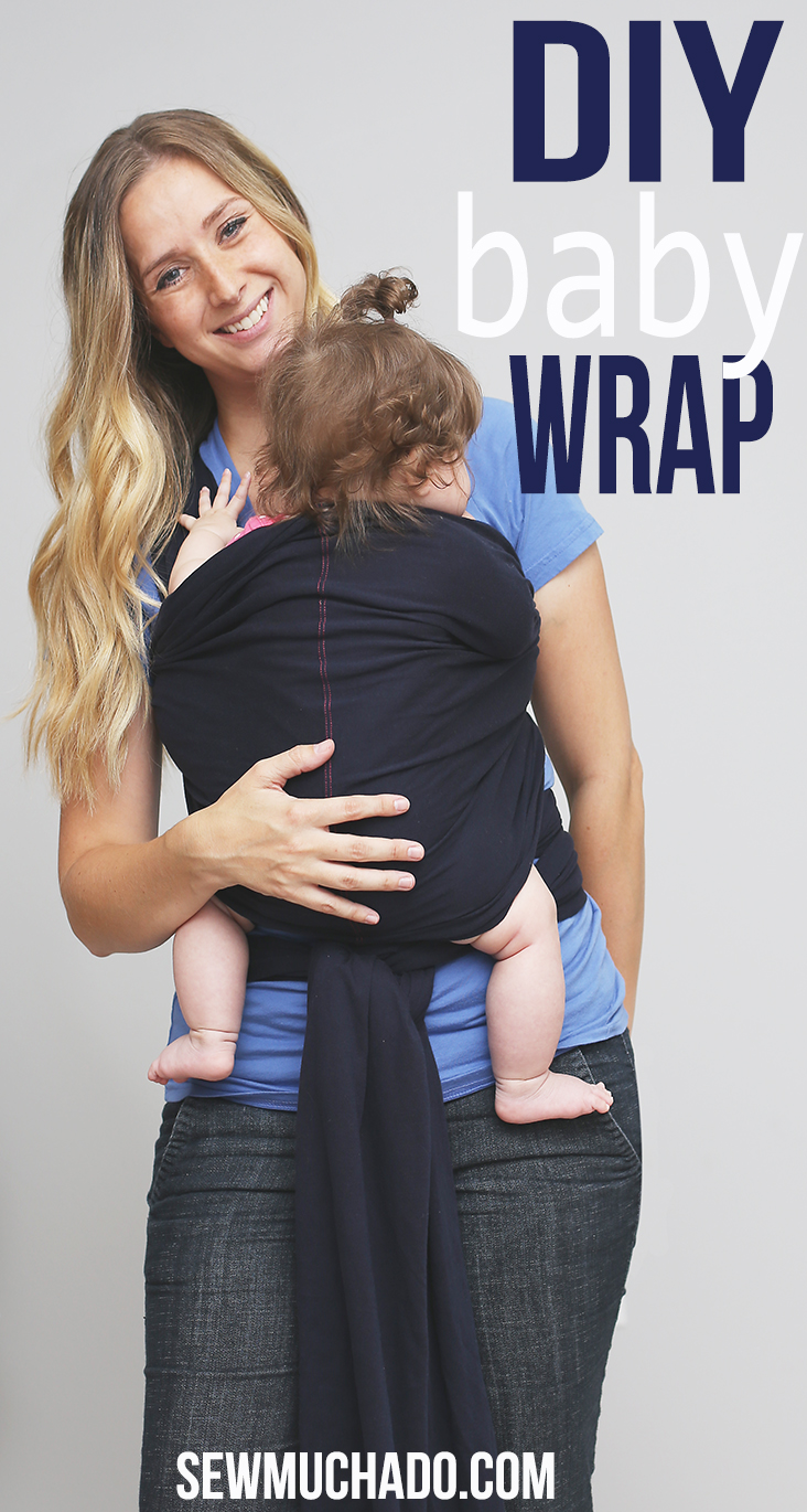 Diy Baby Wrap Sew Much Ado