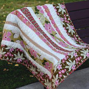 Ruffle Quilt Pattern