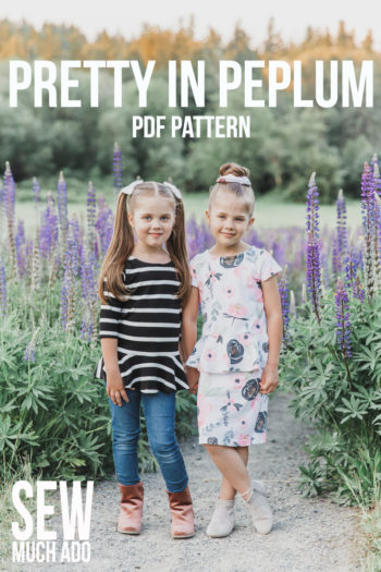Pretty in Peplum Pattern