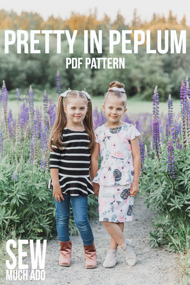 Pretty in Peplum Pattern