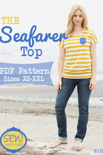 Dolman Top Pattern