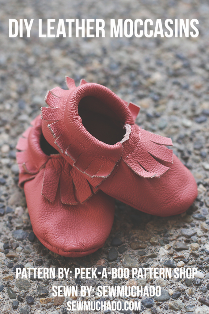 lil papoose moccasins