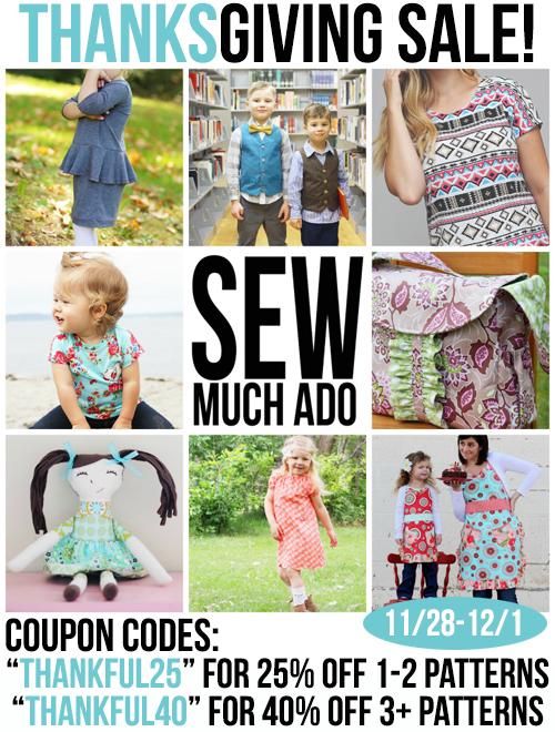 PDF pattern sale