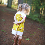 Butterfly Maggie Mae Dress