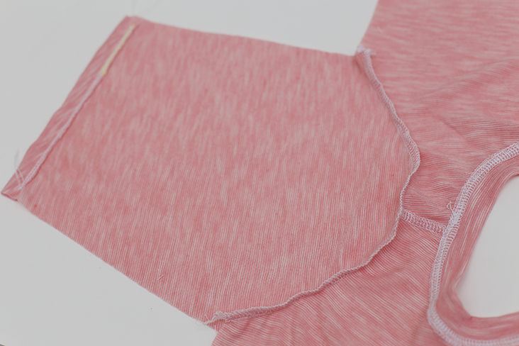 free girls peplum top pattern