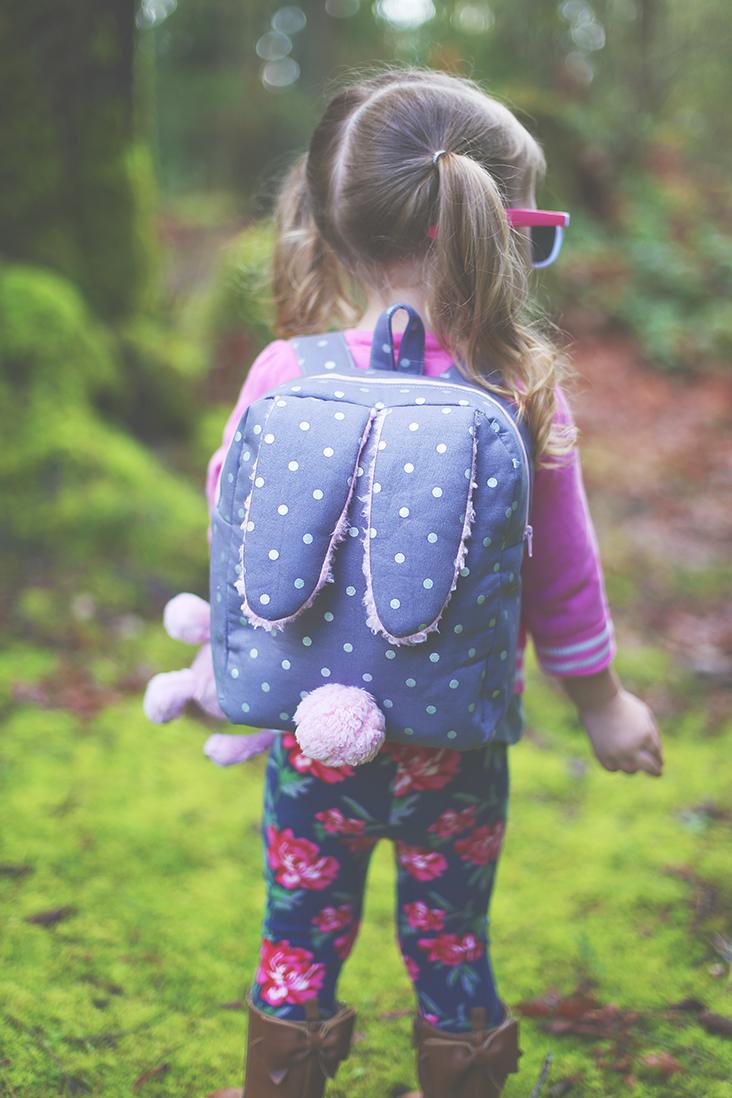 free toddler backpack pattern