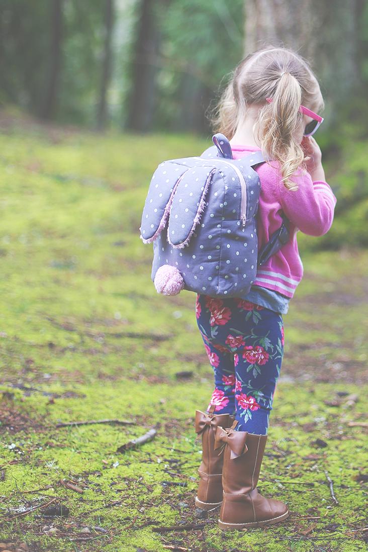 toddler backpack free pattern