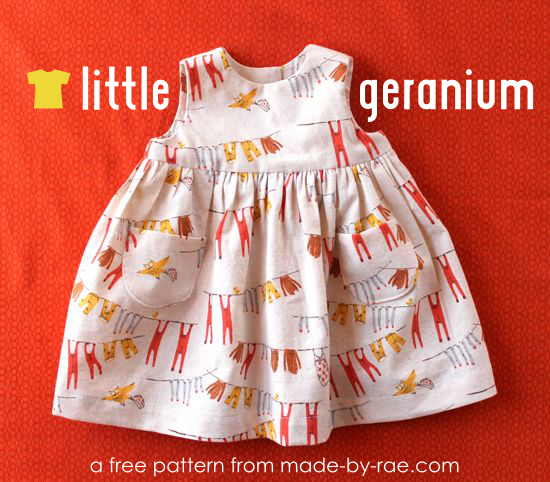 10 Must Sew Free Baby Dress Patterns Sew Much Ado