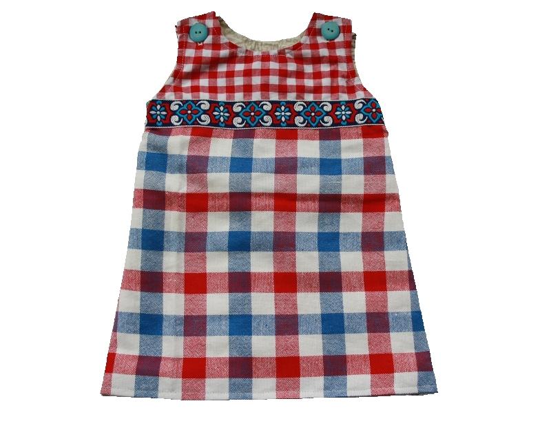 free baby dress pattern