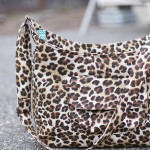 Leopard Bag {A New Pattern Coming Soon!}