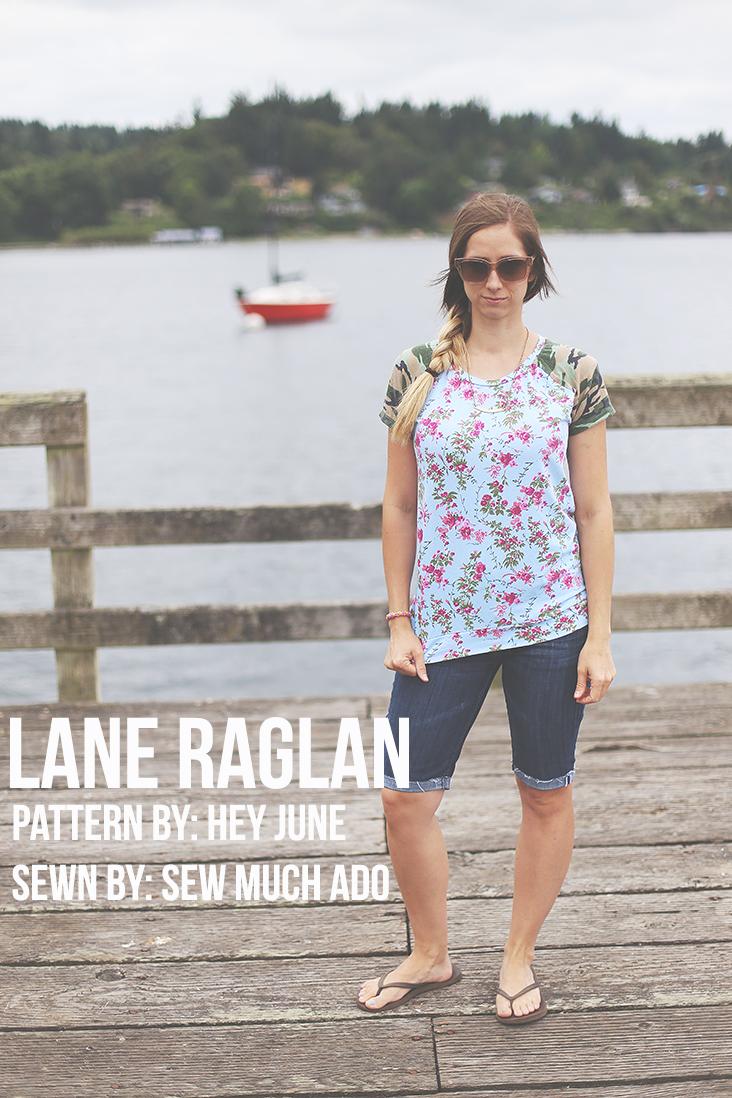 Lane Raglan