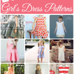 20 Must-Sew FREE Girl's Dress Patterns