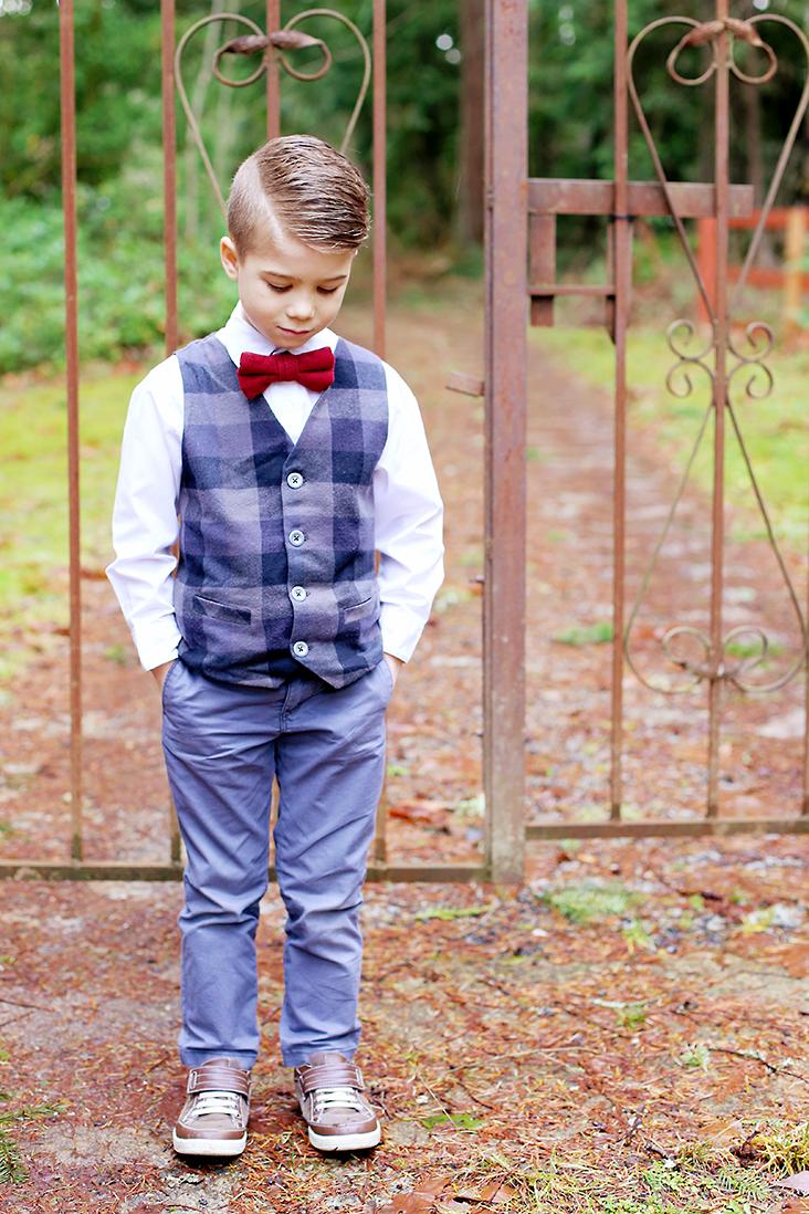 Schoolboy Vest Pattern