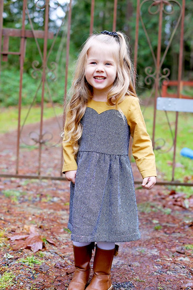 Magrath Dress Pattern