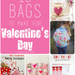 10 Bags to Make For Valentine's Day