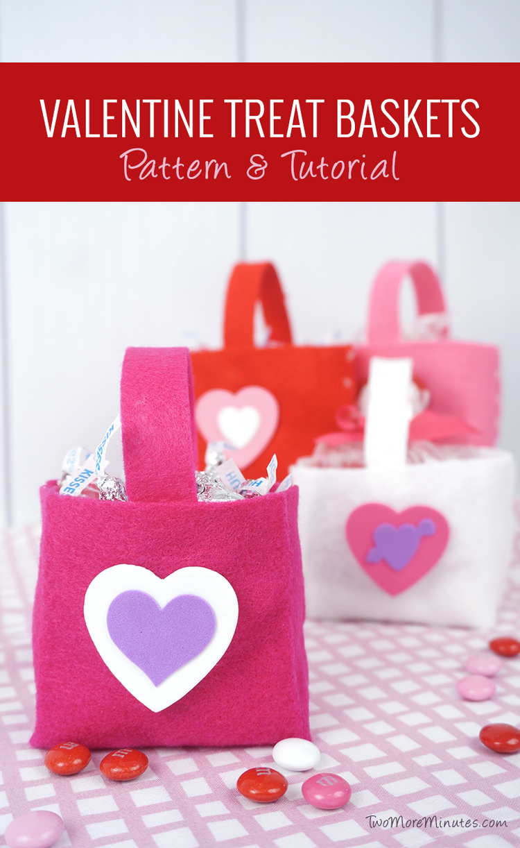 Valentine's Day Bag DIY