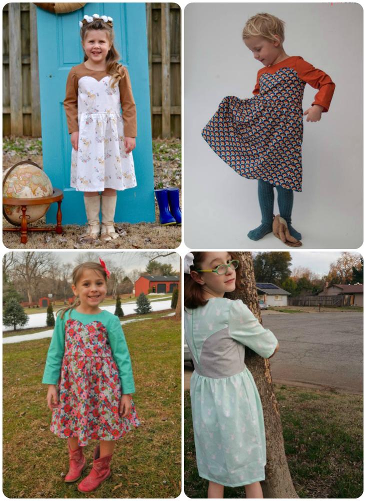 Magrath Dress & Tunic Pattern
