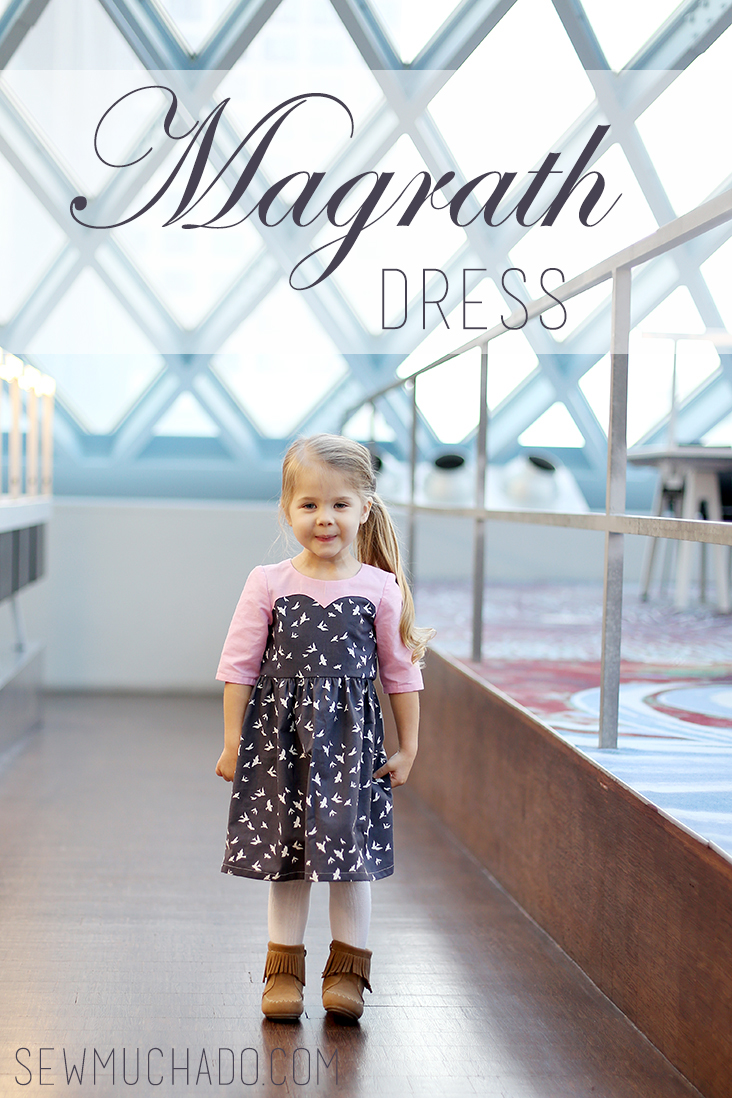 Magrath Dress Pattern