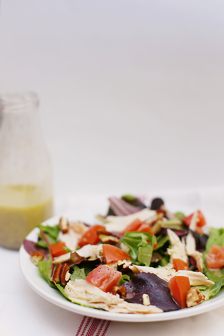 Healthy Honey Poppy Seed Dressing
