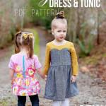 Magrath Dress & Tunic PDF Pattern - It's Here!